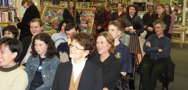 2002 Borders Bookstore Debating Event