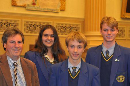 2010 Grand Finals at Parliament House