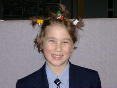 2007 Crazy Hair Round