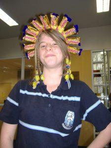 2008 Crazy Hair Round