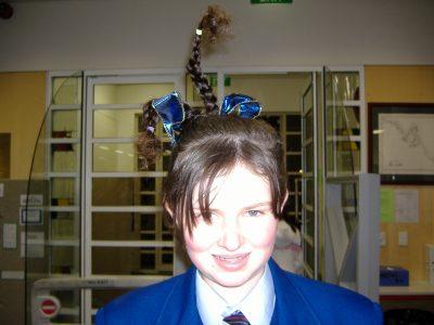 2006 Crazy Hair Round Winners