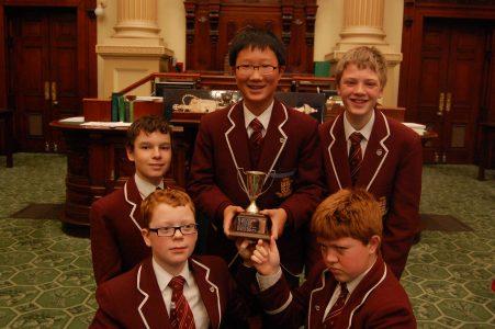 2012 Grand Finals at Parliament House