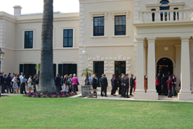 2012 Awards Ceremony at Government House