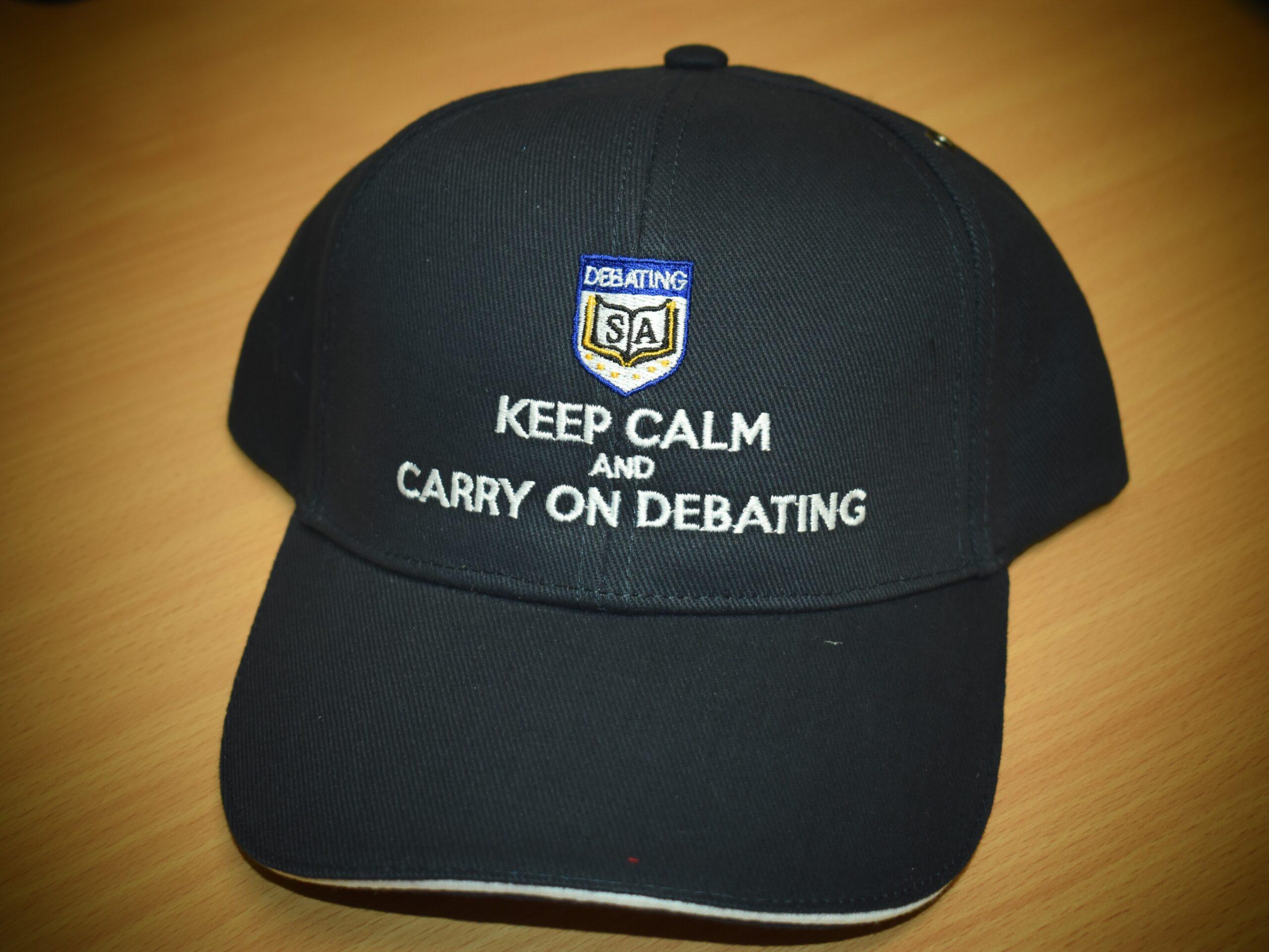 Debating SA Caps: Keep Calm and Carry on Debating